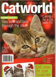 Cat World Dec 14 cover